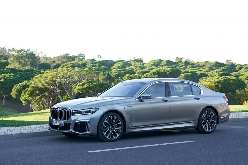 DRIVEN: G12 BMW 7 Series LCI sampled in Portugal – let's talk about that front end and some other things Image #978204