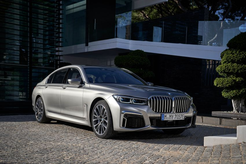 DRIVEN: G12 BMW 7 Series LCI sampled in Portugal – let's talk about that front end and some other things Image #978157