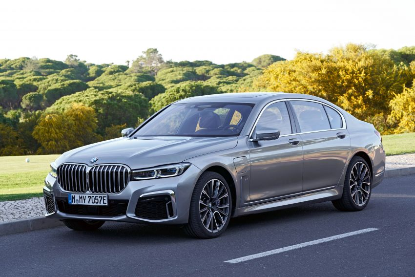 DRIVEN: G12 BMW 7 Series LCI sampled in Portugal – let's talk about that front end and some other things Image #978206