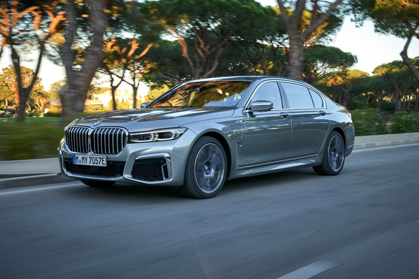 DRIVEN: G12 BMW 7 Series LCI sampled in Portugal – let's talk about that front end and some other things Image #978208