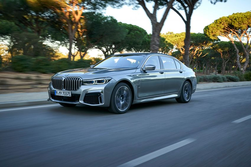 DRIVEN: G12 BMW 7 Series LCI sampled in Portugal – let's talk about that front end and some other things Image #978210
