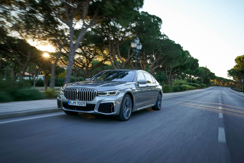 DRIVEN: G12 BMW 7 Series LCI sampled in Portugal – let's talk about that front end and some other things Image #978212