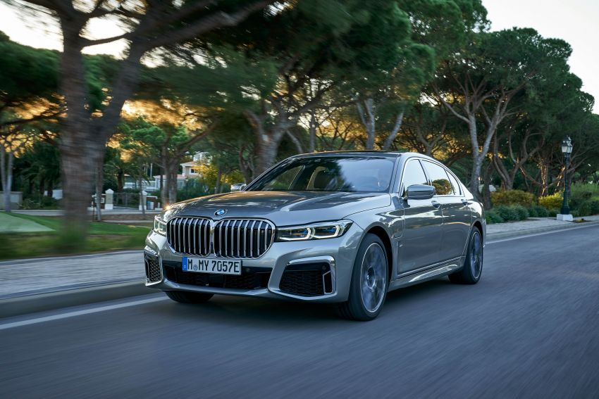 DRIVEN: G12 BMW 7 Series LCI sampled in Portugal – let's talk about that front end and some other things Image #978213