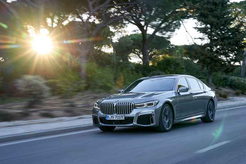 DRIVEN: G12 BMW 7 Series LCI sampled in Portugal – let's talk about that front end and some other things Image #978215