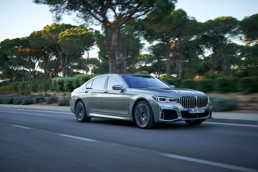 DRIVEN: G12 BMW 7 Series LCI sampled in Portugal – let's talk about that front end and some other things Image #978217