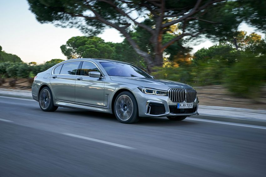 DRIVEN: G12 BMW 7 Series LCI sampled in Portugal – let's talk about that front end and some other things Image #978219