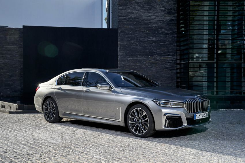 DRIVEN: G12 BMW 7 Series LCI sampled in Portugal – let's talk about that front end and some other things Image #978161