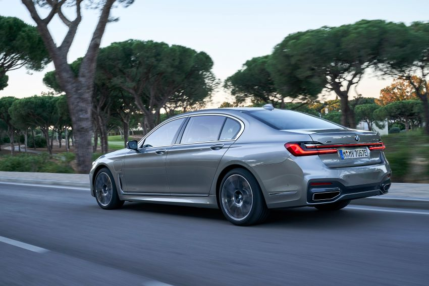 DRIVEN: G12 BMW 7 Series LCI sampled in Portugal – let's talk about that front end and some other things Image #978224