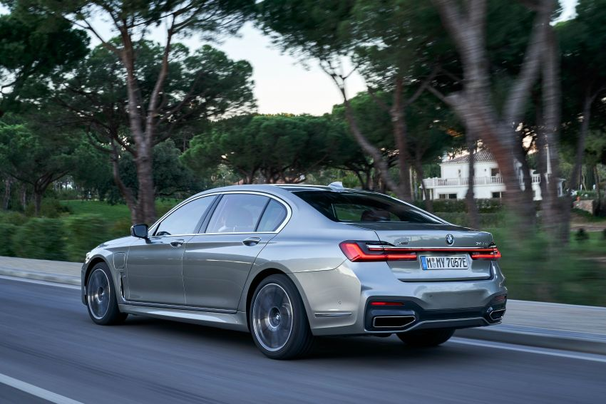 DRIVEN: G12 BMW 7 Series LCI sampled in Portugal – let's talk about that front end and some other things Image #978226