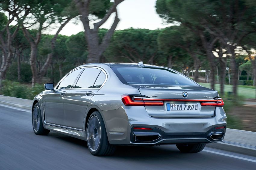 DRIVEN: G12 BMW 7 Series LCI sampled in Portugal – let's talk about that front end and some other things Image #978228