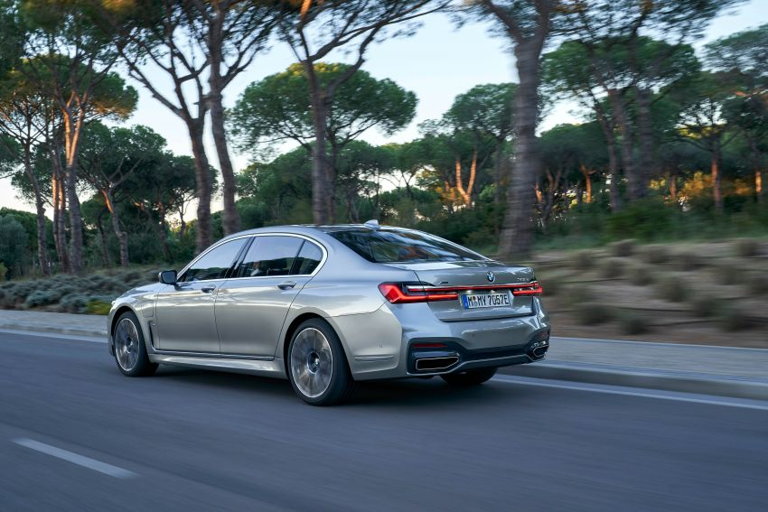 DRIVEN: G12 BMW 7 Series LCI sampled in Portugal – let's talk about that front end and some other things Image #978230