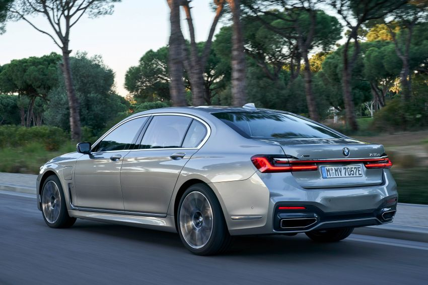 DRIVEN: G12 BMW 7 Series LCI sampled in Portugal – let's talk about that front end and some other things Image #978232