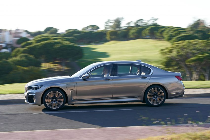 DRIVEN: G12 BMW 7 Series LCI sampled in Portugal – let's talk about that front end and some other things Image #978234
