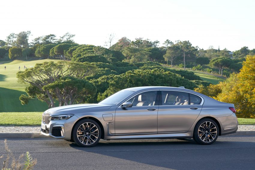 DRIVEN: G12 BMW 7 Series LCI sampled in Portugal – let's talk about that front end and some other things Image #978236