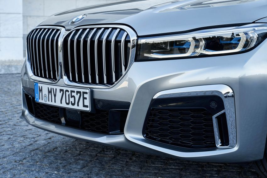 DRIVEN: G12 BMW 7 Series LCI sampled in Portugal – let's talk about that front end and some other things Image #978238
