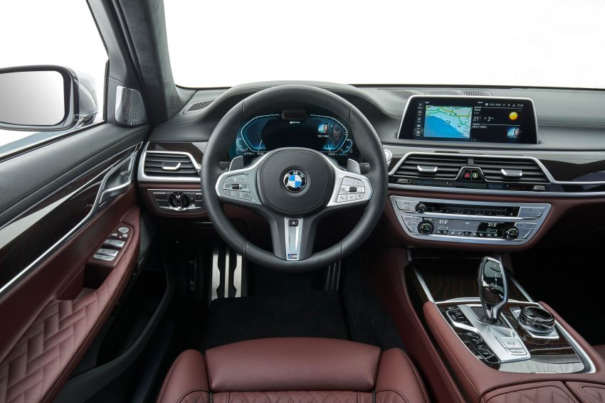 DRIVEN: G12 BMW 7 Series LCI sampled in Portugal – let's talk about that front end and some other things Image #978252