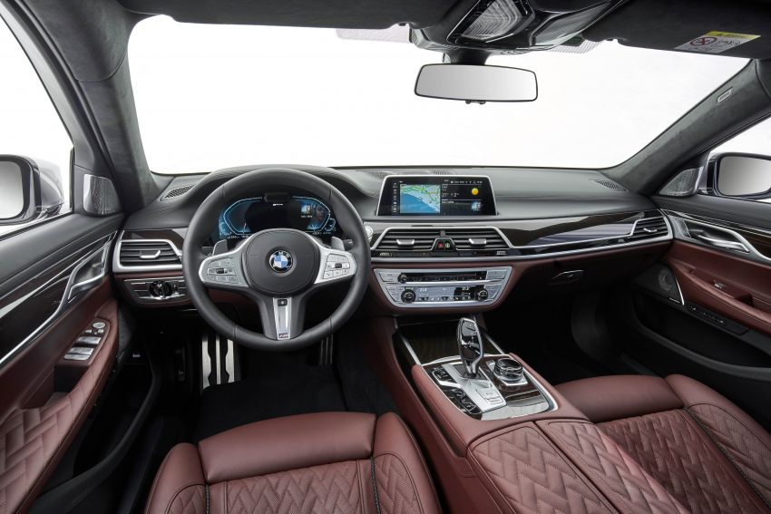 DRIVEN: G12 BMW 7 Series LCI sampled in Portugal – let's talk about that front end and some other things Image #978254