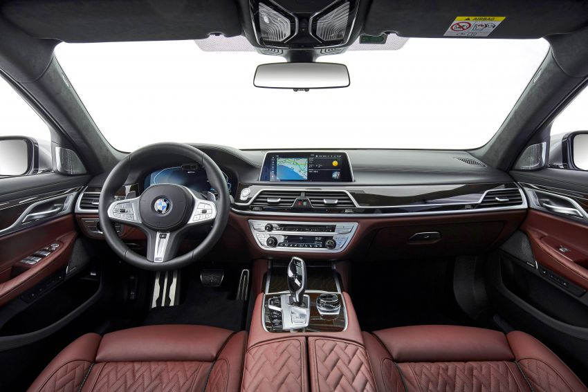 DRIVEN: G12 BMW 7 Series LCI sampled in Portugal – let's talk about that front end and some other things Image #978256