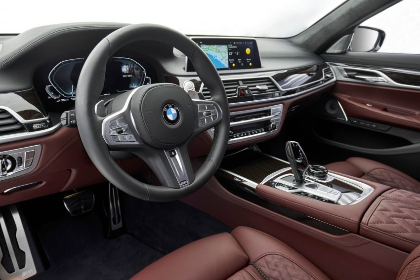 DRIVEN: G12 BMW 7 Series LCI sampled in Portugal – let's talk about that front end and some other things Image #978260