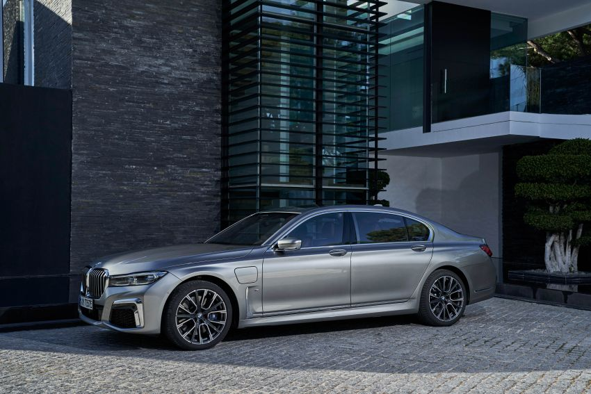 DRIVEN: G12 BMW 7 Series LCI sampled in Portugal – let's talk about that front end and some other things Image #978172