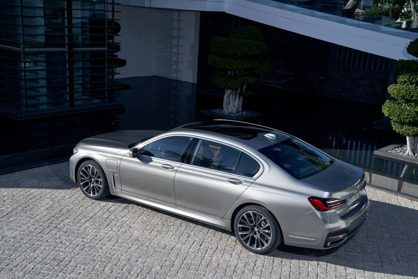 DRIVEN: G12 BMW 7 Series LCI sampled in Portugal – let's talk about that front end and some other things Image #978183