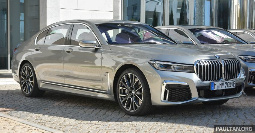 DRIVEN: G12 BMW 7 Series LCI sampled in Portugal – let's talk about that front end and some other things Image #978105
