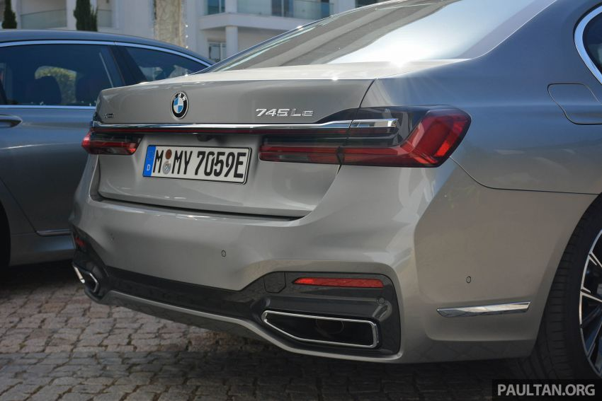 DRIVEN: G12 BMW 7 Series LCI sampled in Portugal – let's talk about that front end and some other things Image #978115