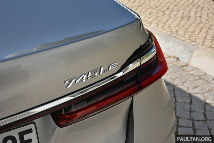 DRIVEN: G12 BMW 7 Series LCI sampled in Portugal – let's talk about that front end and some other things Image #978116