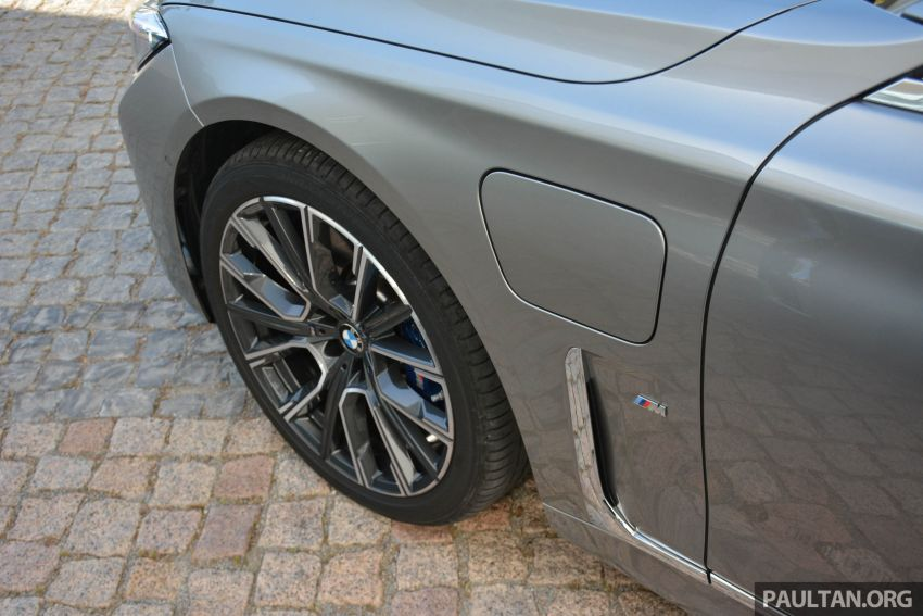 DRIVEN: G12 BMW 7 Series LCI sampled in Portugal – let's talk about that front end and some other things Image #978118