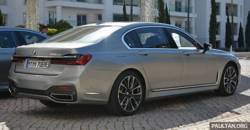 DRIVEN: G12 BMW 7 Series LCI sampled in Portugal – let's talk about that front end and some other things Image #978106