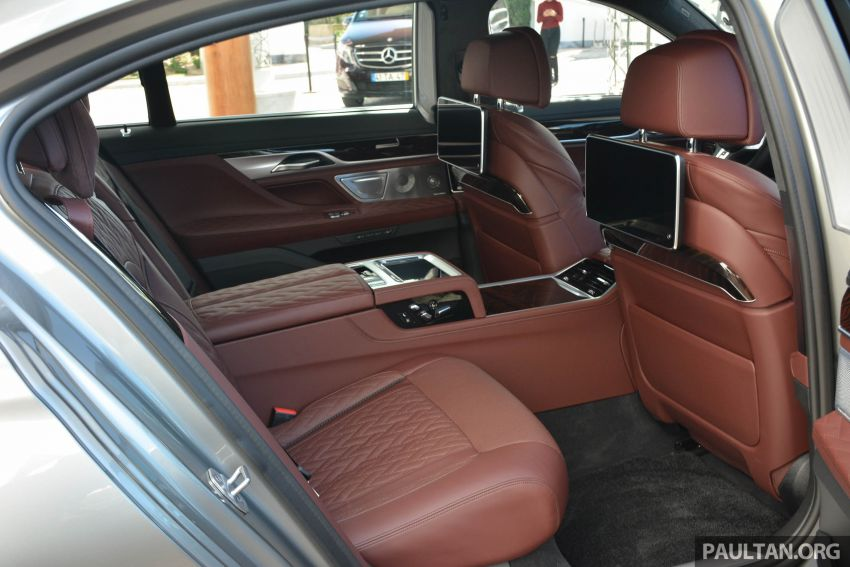 DRIVEN: G12 BMW 7 Series LCI sampled in Portugal – let's talk about that front end and some other things Image #978131