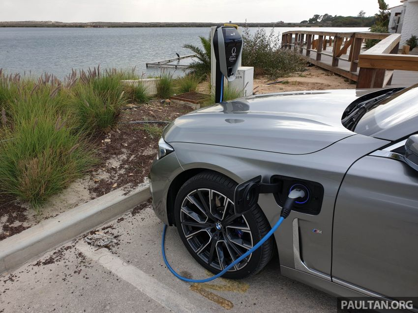 DRIVEN: G12 BMW 7 Series LCI sampled in Portugal – let's talk about that front end and some other things Image #978151