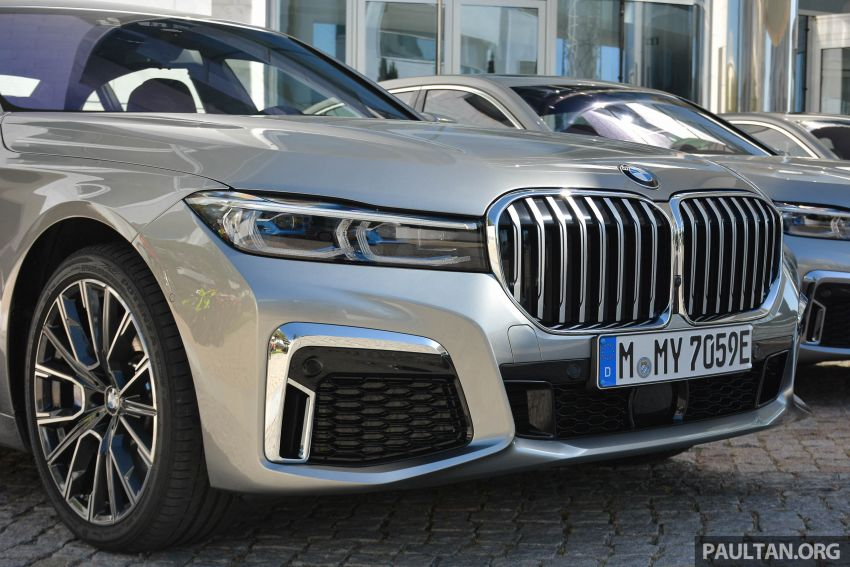DRIVEN: G12 BMW 7 Series LCI sampled in Portugal – let's talk about that front end and some other things Image #978108