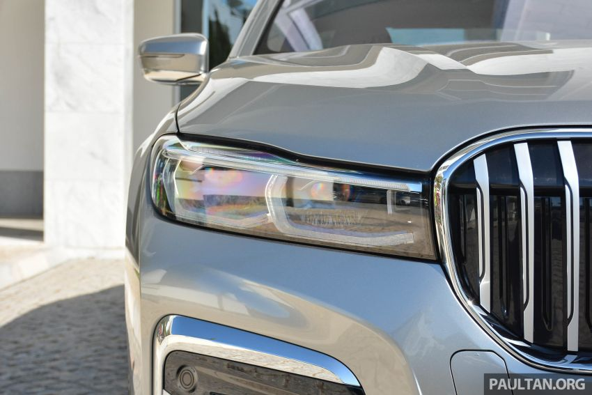DRIVEN: G12 BMW 7 Series LCI sampled in Portugal – let's talk about that front end and some other things Image #978109