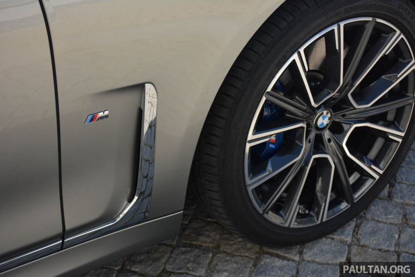DRIVEN: G12 BMW 7 Series LCI sampled in Portugal – let's talk about that front end and some other things Image #978111