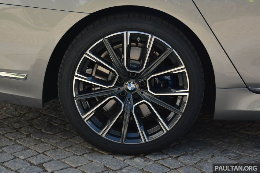 DRIVEN: G12 BMW 7 Series LCI sampled in Portugal – let's talk about that front end and some other things Image #978113
