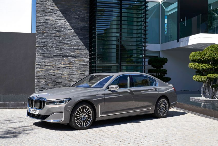 DRIVEN: G12 BMW 7 Series LCI sampled in Portugal – let's talk about that front end and some other things Image #978207
