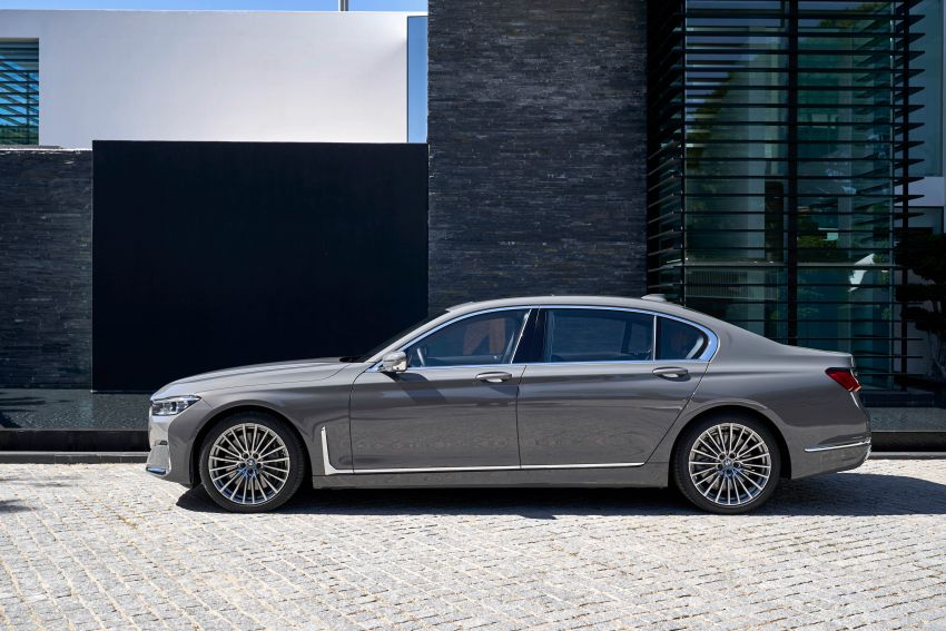 DRIVEN: G12 BMW 7 Series LCI sampled in Portugal – let's talk about that front end and some other things Image #978209