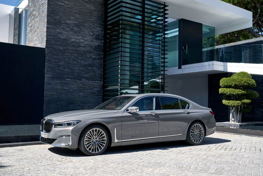DRIVEN: G12 BMW 7 Series LCI sampled in Portugal – let's talk about that front end and some other things Image #978211