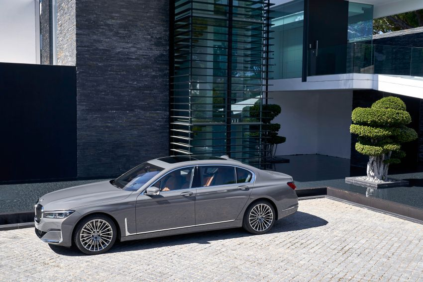 DRIVEN: G12 BMW 7 Series LCI sampled in Portugal – let's talk about that front end and some other things Image #978214