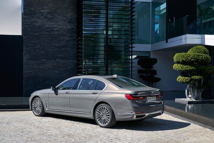 DRIVEN: G12 BMW 7 Series LCI sampled in Portugal – let's talk about that front end and some other things Image #978216