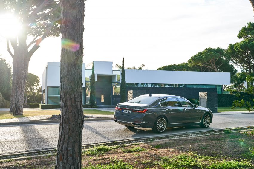 DRIVEN: G12 BMW 7 Series LCI sampled in Portugal – let's talk about that front end and some other things Image #978218