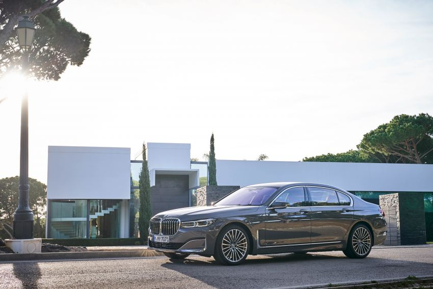 DRIVEN: G12 BMW 7 Series LCI sampled in Portugal – let's talk about that front end and some other things Image #978220