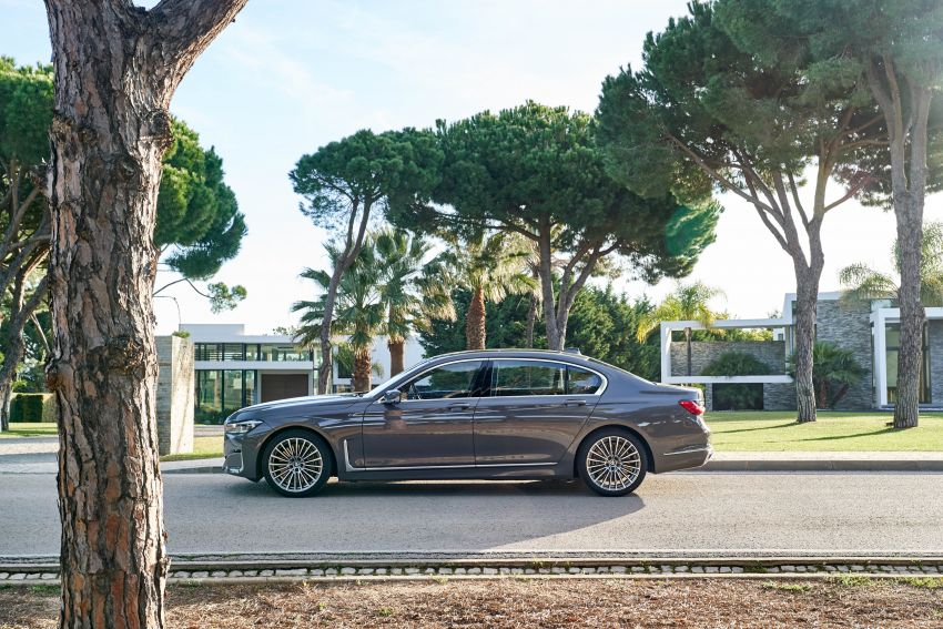 DRIVEN: G12 BMW 7 Series LCI sampled in Portugal – let's talk about that front end and some other things Image #978222