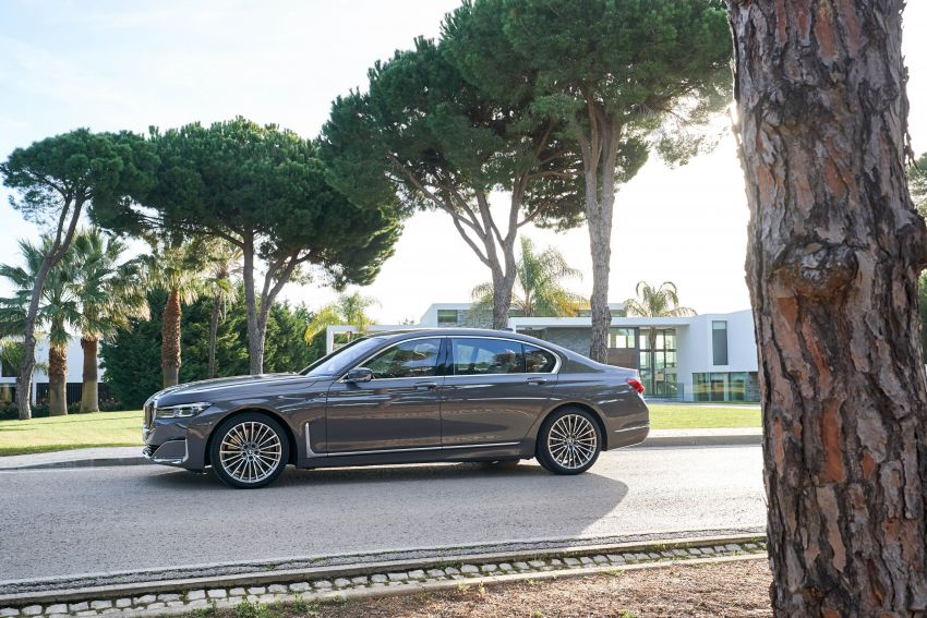 DRIVEN: G12 BMW 7 Series LCI sampled in Portugal – let's talk about that front end and some other things Image #978225