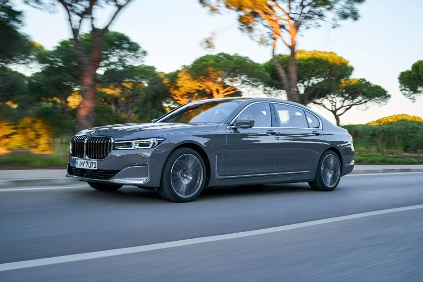 DRIVEN: G12 BMW 7 Series LCI sampled in Portugal – let's talk about that front end and some other things Image #978227