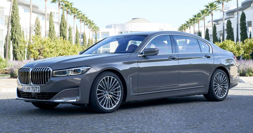 DRIVEN: G12 BMW 7 Series LCI sampled in Portugal – let's talk about that front end and some other things Image #978190