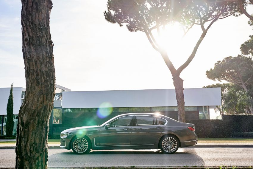DRIVEN: G12 BMW 7 Series LCI sampled in Portugal – let's talk about that front end and some other things Image #978229
