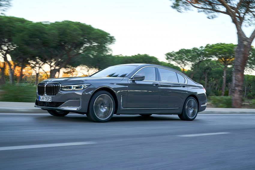 DRIVEN: G12 BMW 7 Series LCI sampled in Portugal – let's talk about that front end and some other things Image #978233
