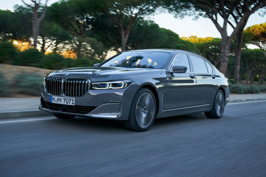 DRIVEN: G12 BMW 7 Series LCI sampled in Portugal – let's talk about that front end and some other things Image #978235